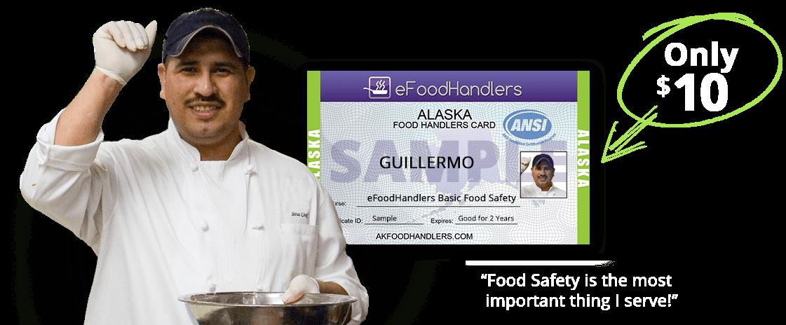 Alaska Food Handler S Certificate